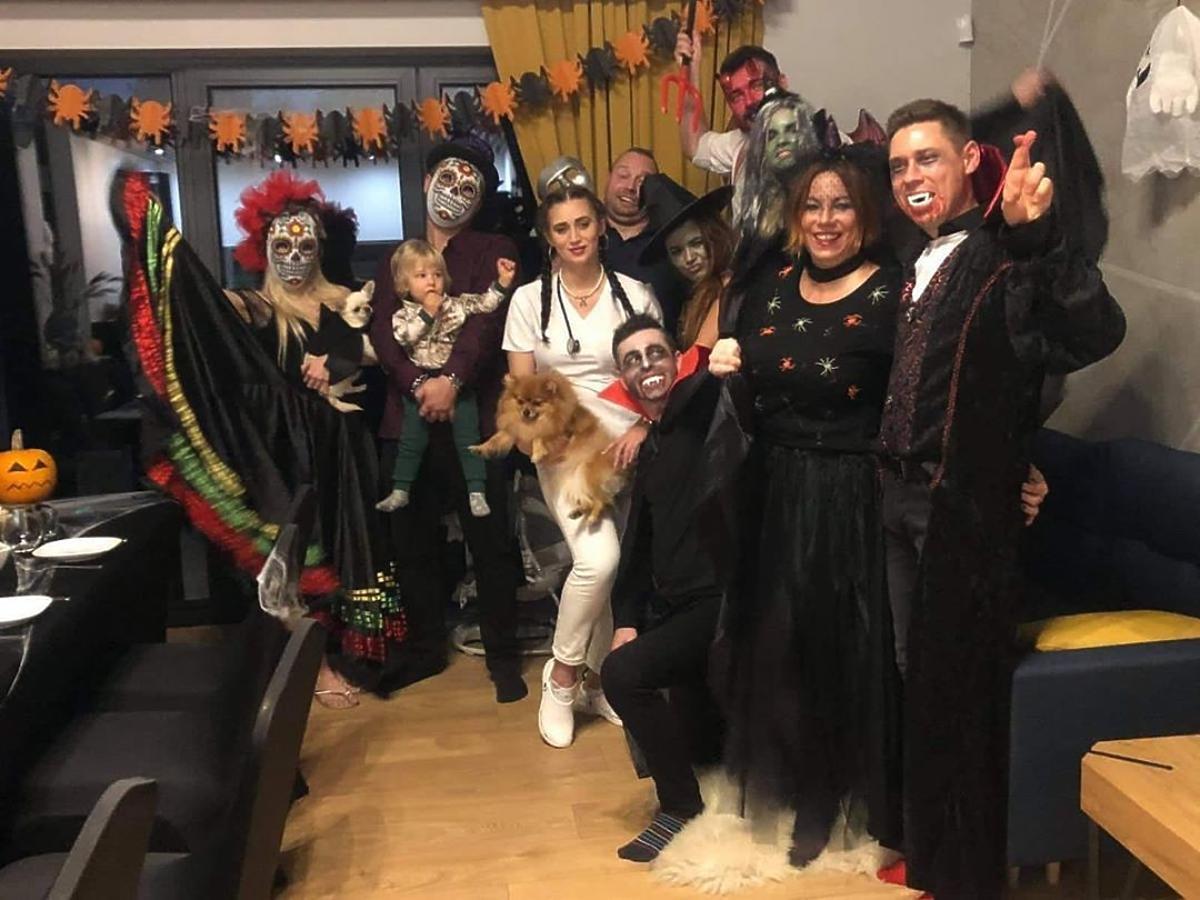 """Uczestnicy """"Ślub od pierwszego wejrzenia"""" ostro skrytykowani za halloweenową imprezę"""