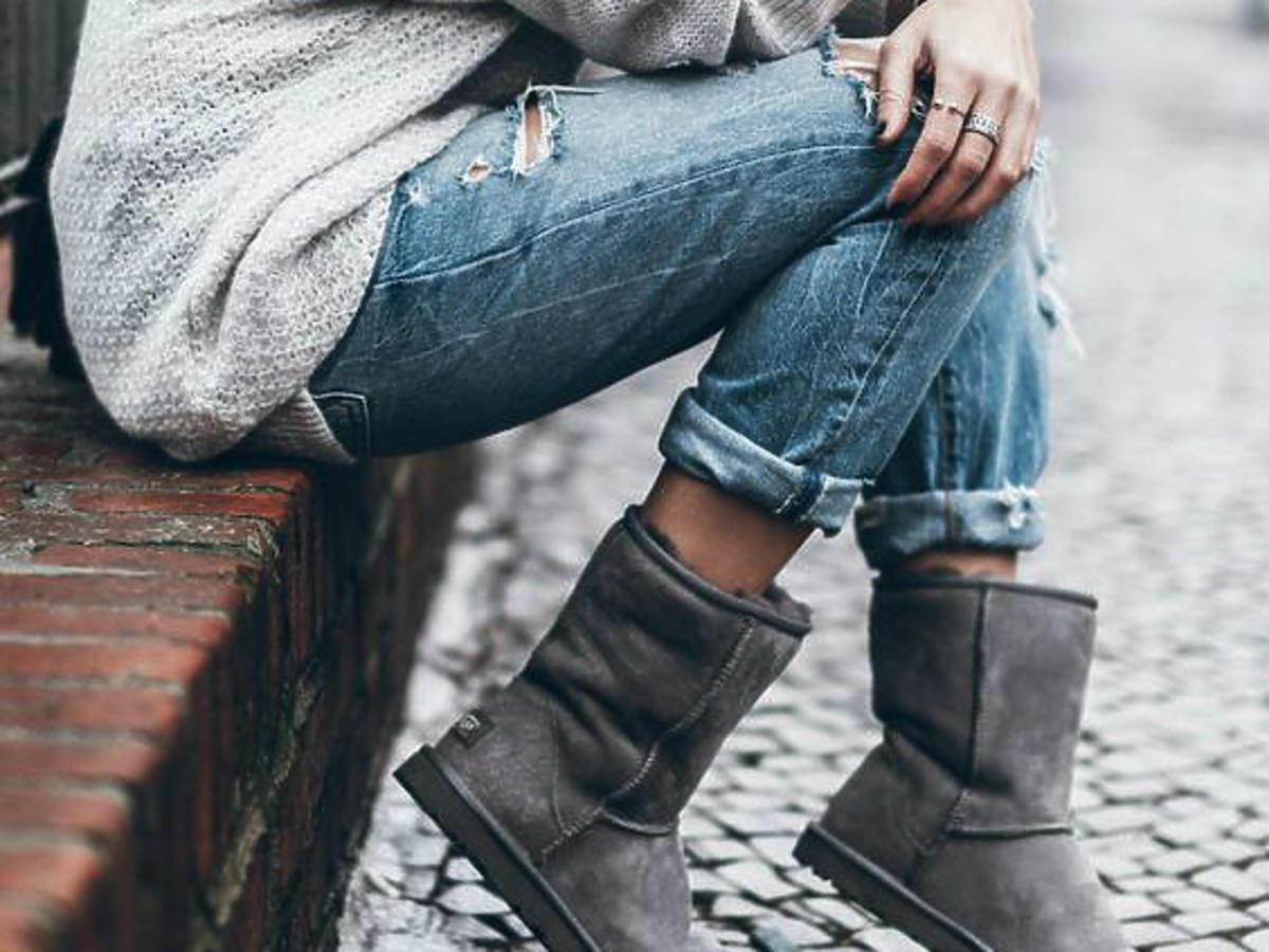 ugg buty na zimę