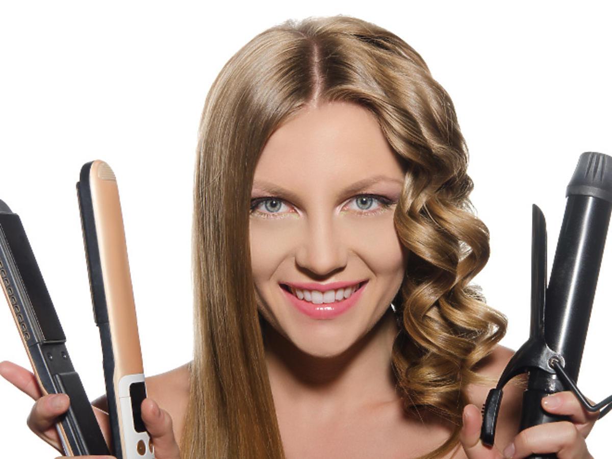 Urządzenia do włosów na prezent