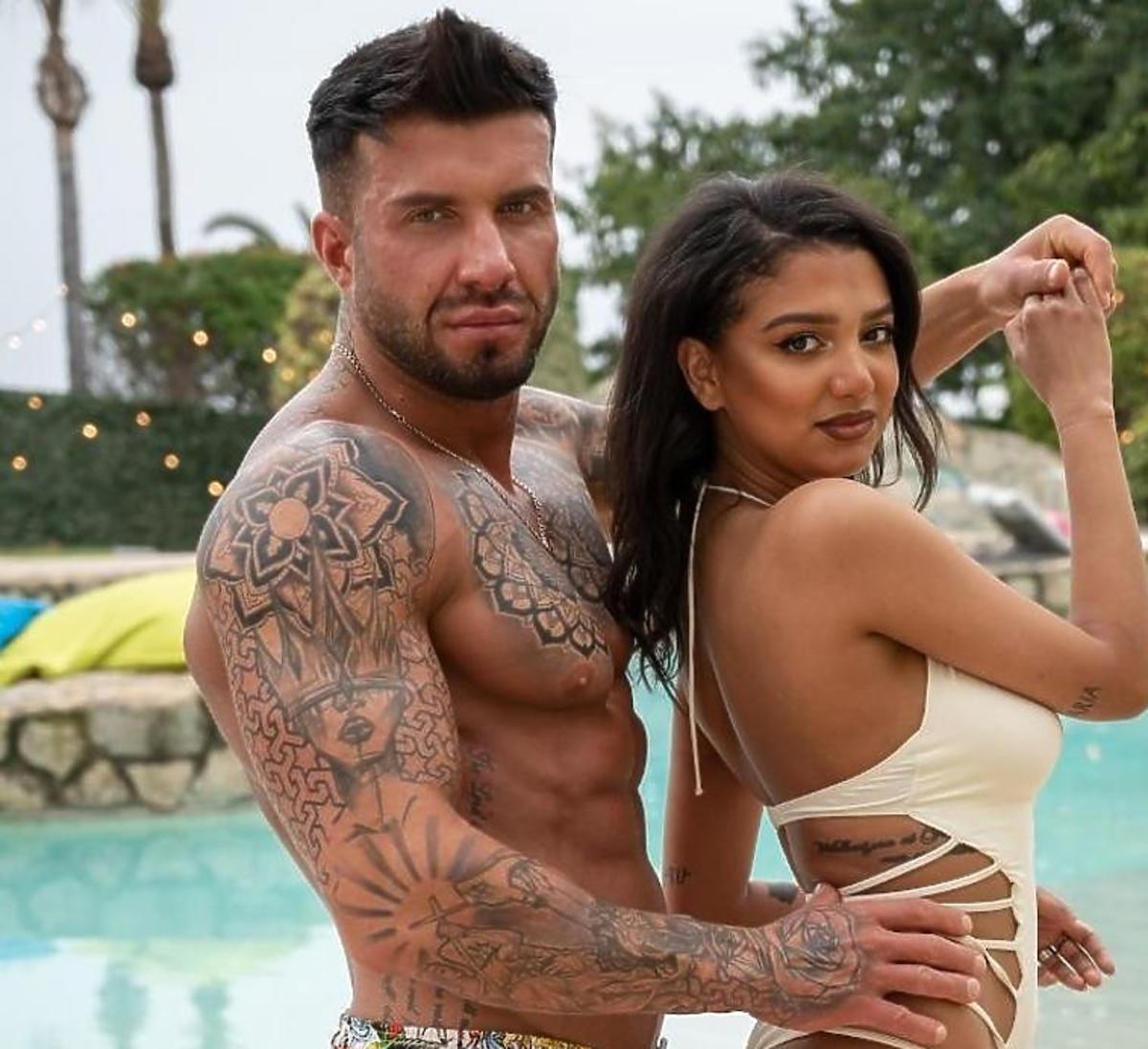 Waleria i Piotr z Love Island