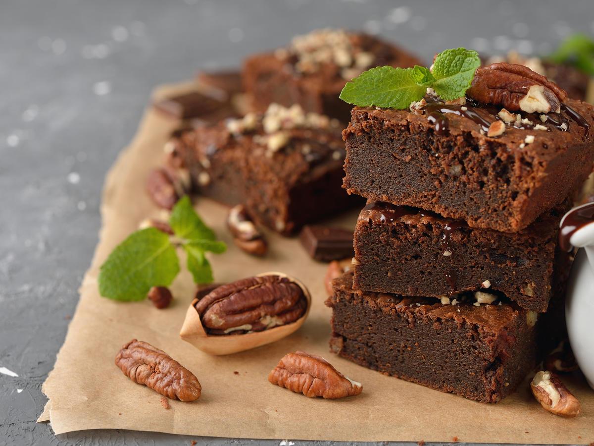 Warzywne ciasta czekoladowe PRZEPISY