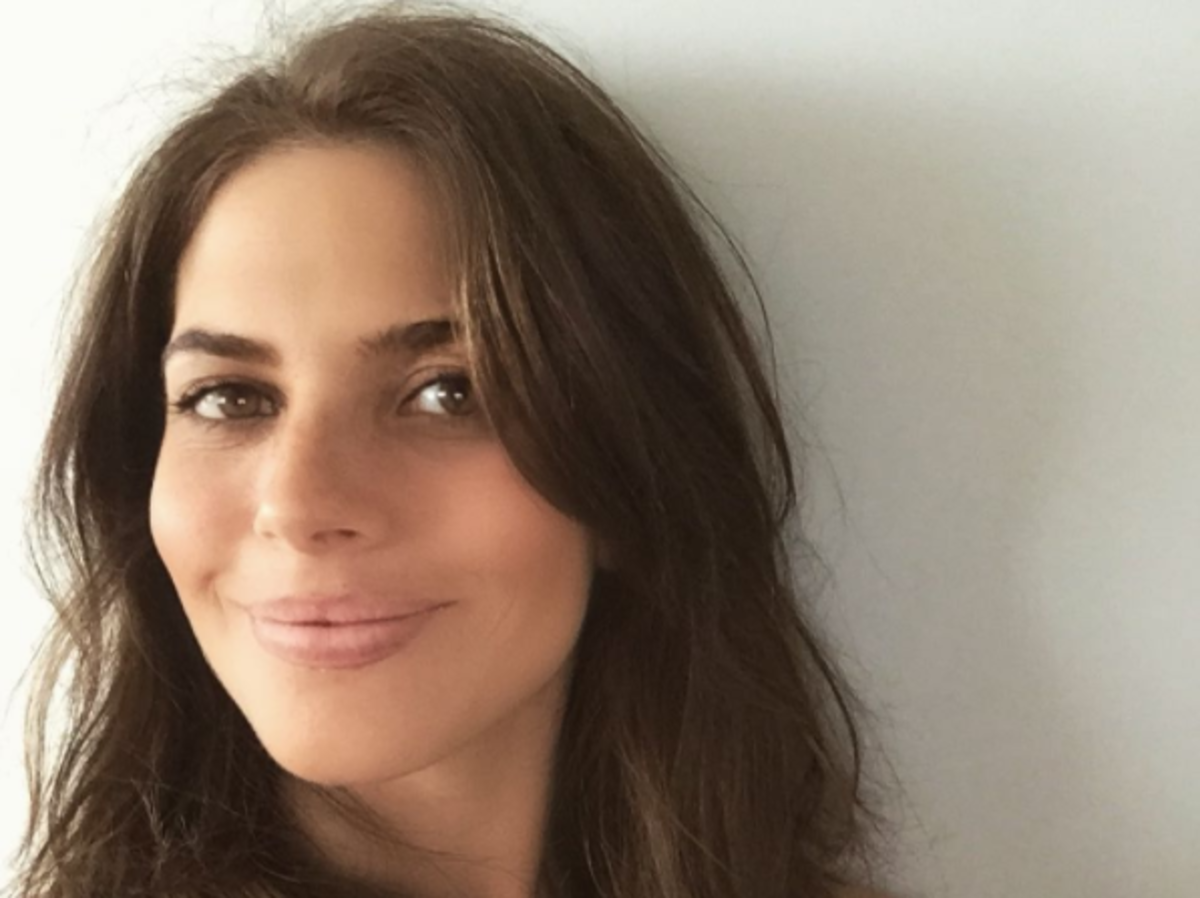 weronika rosati selfie makijaż fryzury