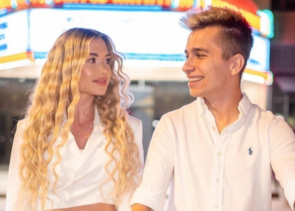 Weronika Sowa i Karol Friz Wiśniewski