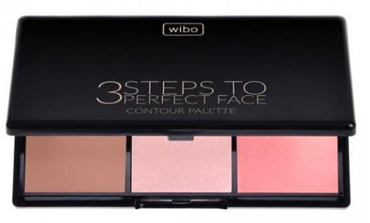wibo 3 steps to perfect face