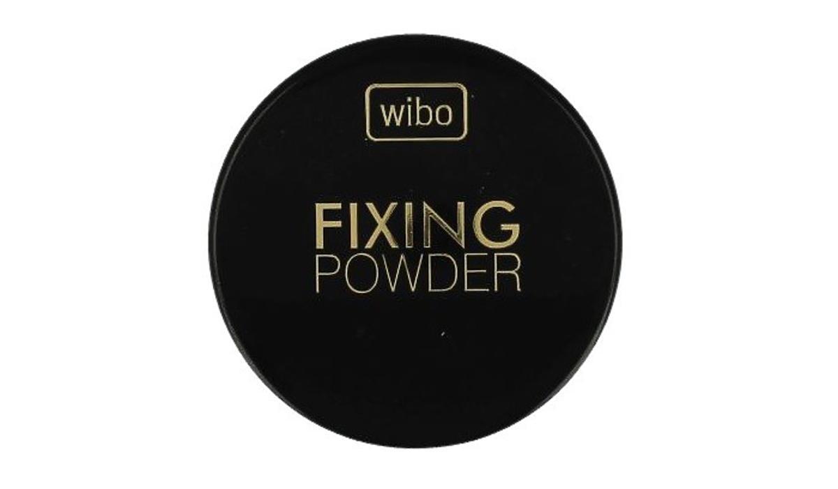 Wibo fixing powder puder utrwalający