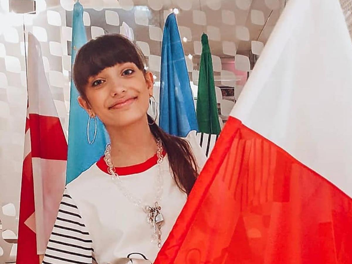 Wiktoria Gabor zwycięstwo Eurowizja Junior