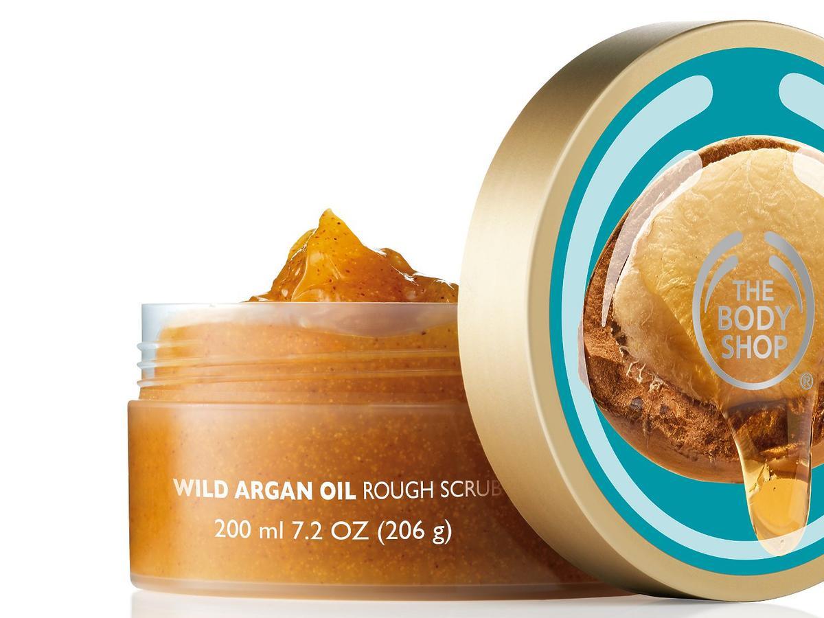 Wild Argan Oil The Body Shop