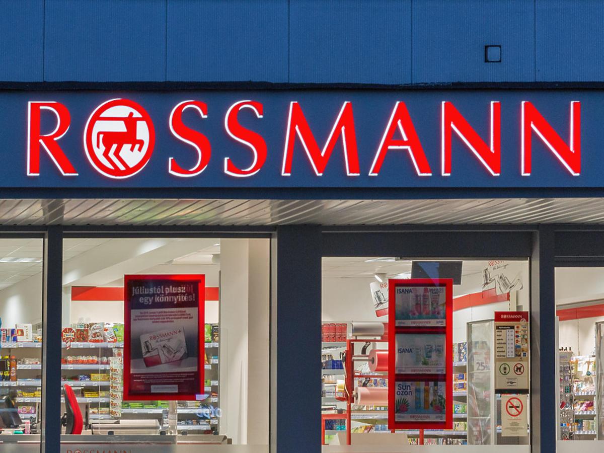 witryna Rossmanna