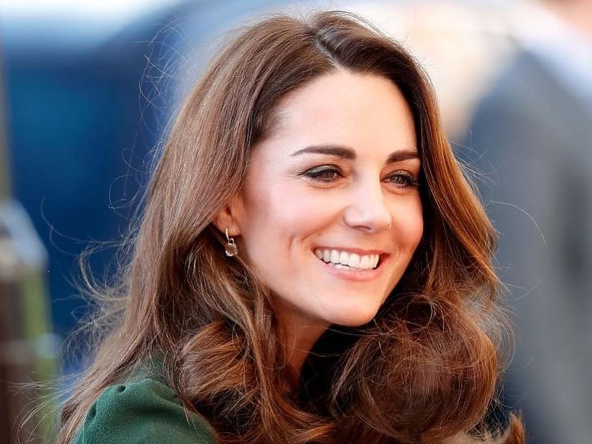 włosy Kate Middleton