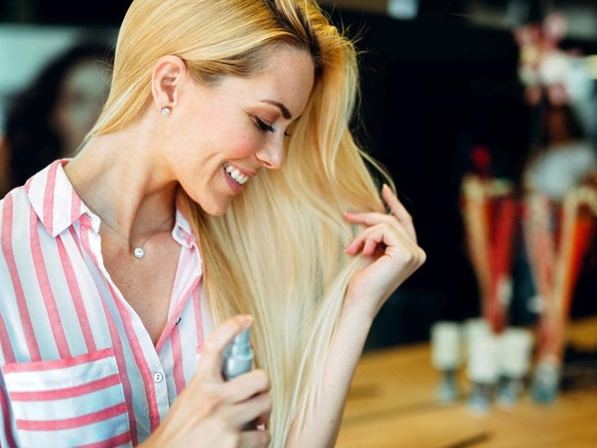 Włosy o pięknym zapachu