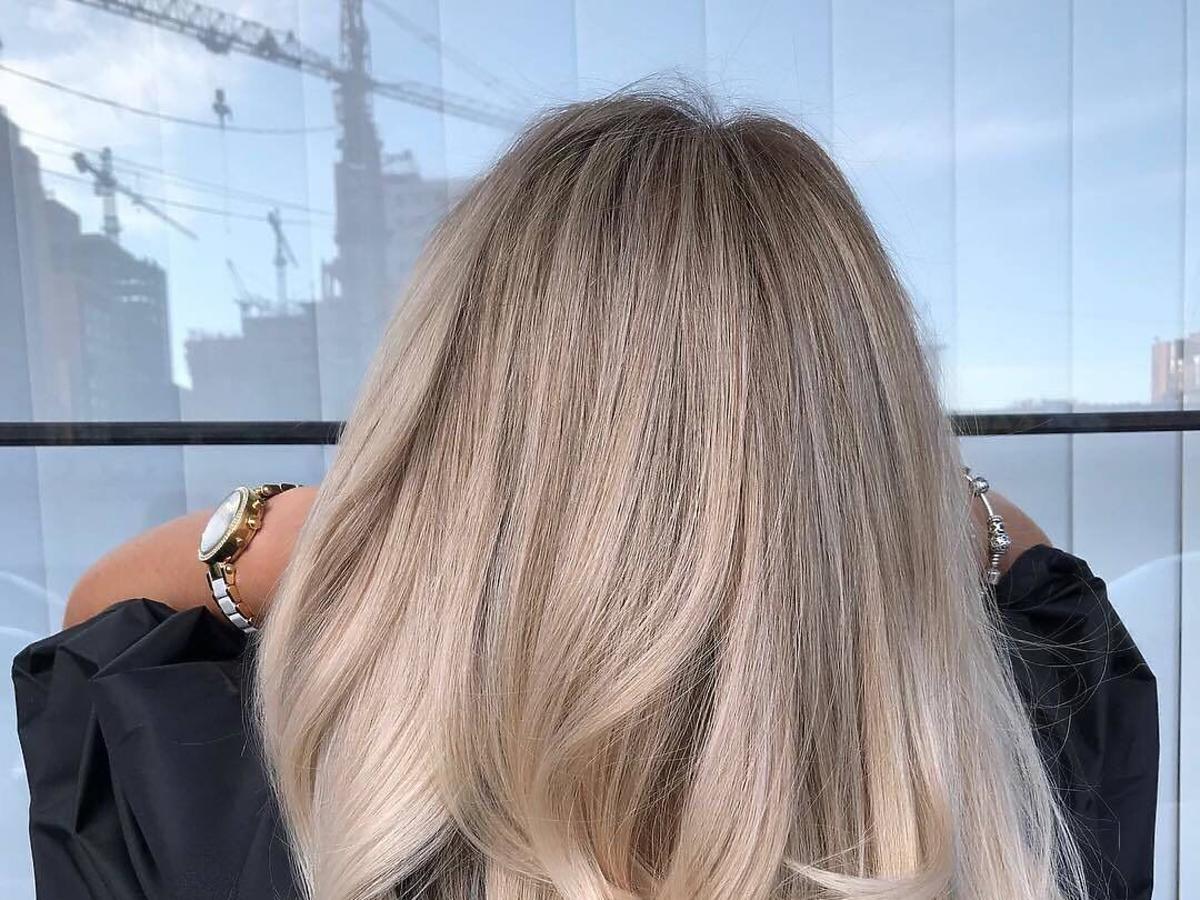 włosy po płynnej keratynie