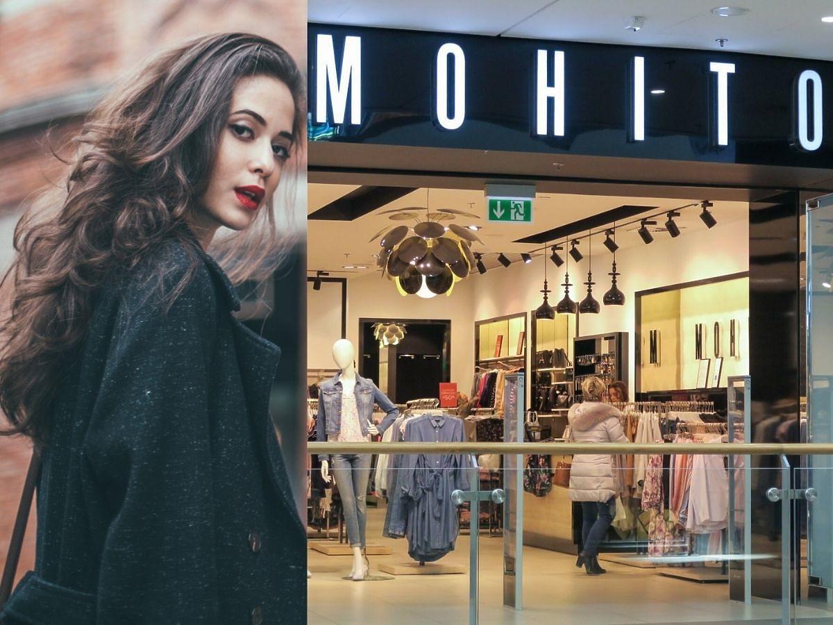 Wyprzedaż Mohito do 60%: kurtki, spodnie, sukienki, koszule, bluzki