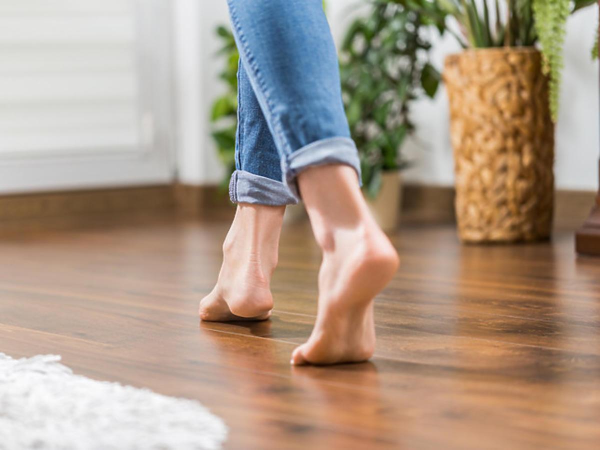 Zadbane stopy i pięty