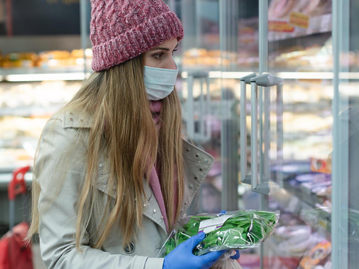 Zakupy w czasach pandemii