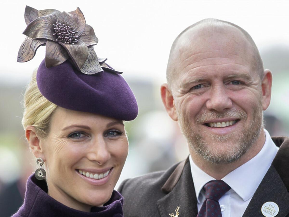 Zara i Mike Tindall