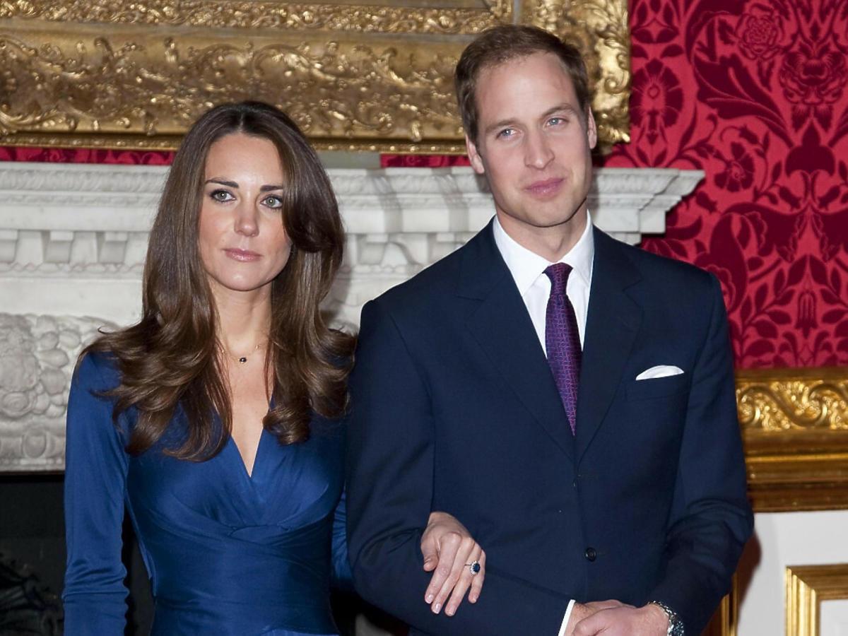 Zaręczyny Williama i Kate wcale nie były takie szczęśliwe! Tuż po nich para przeżyła tragedię