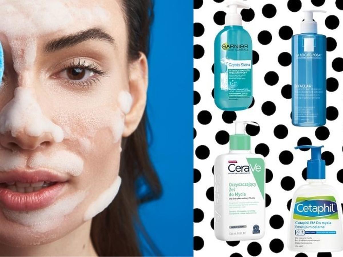 Żel do mycia twarzy - CeraVe