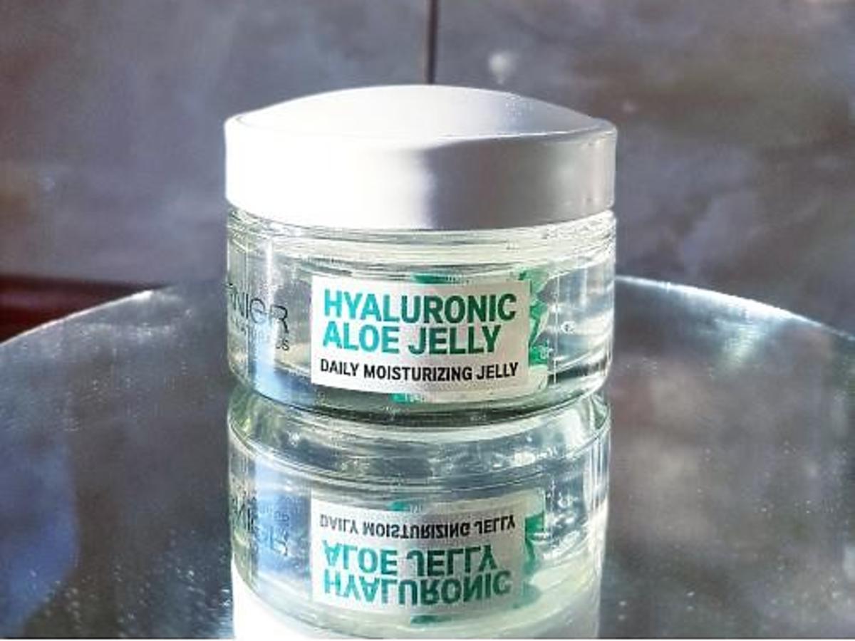 Żel Garnier, Skin Naturals, Hyaluronic Aloe Jelly