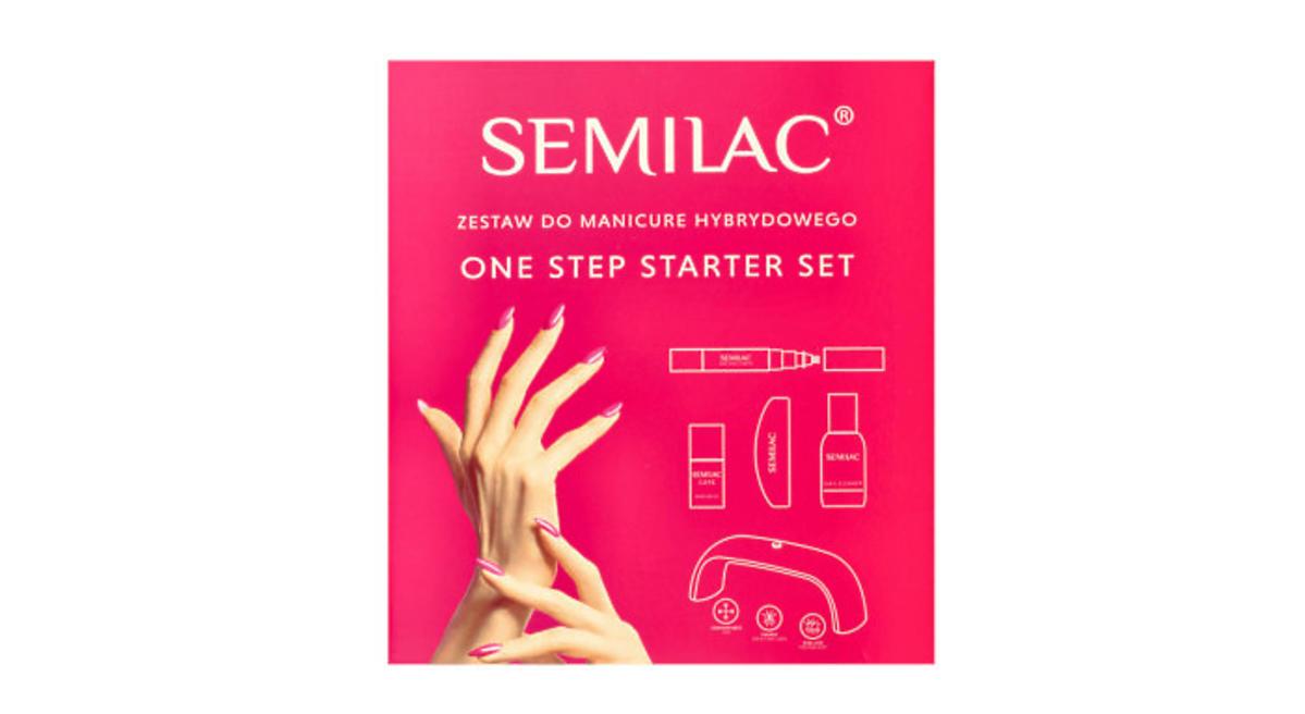 zesatw do hybryd Semilac - starter set