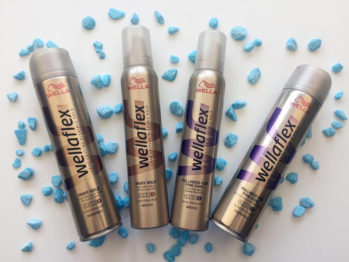 zestaw kosmetyków do stylizacji Wella