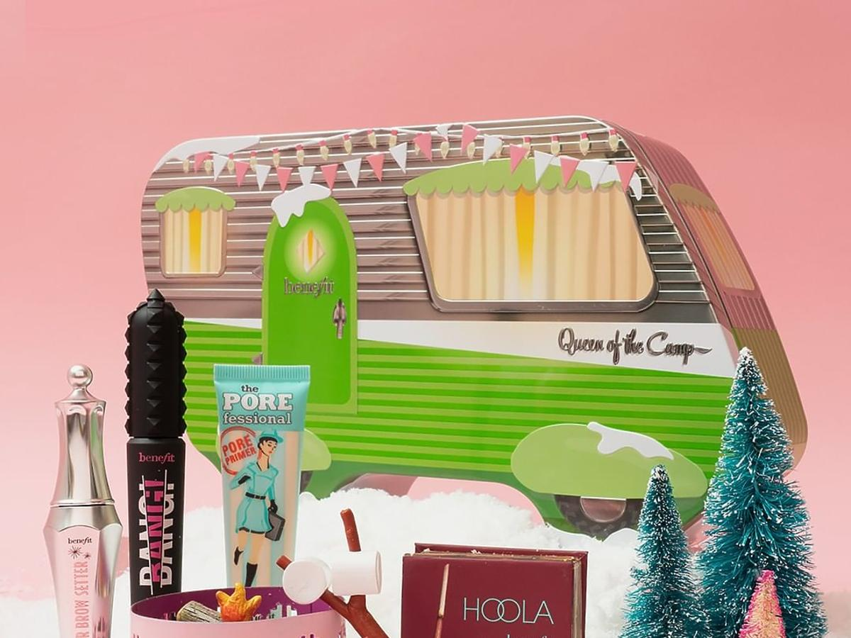 zestawy kosmetyków do makijażu na prezent