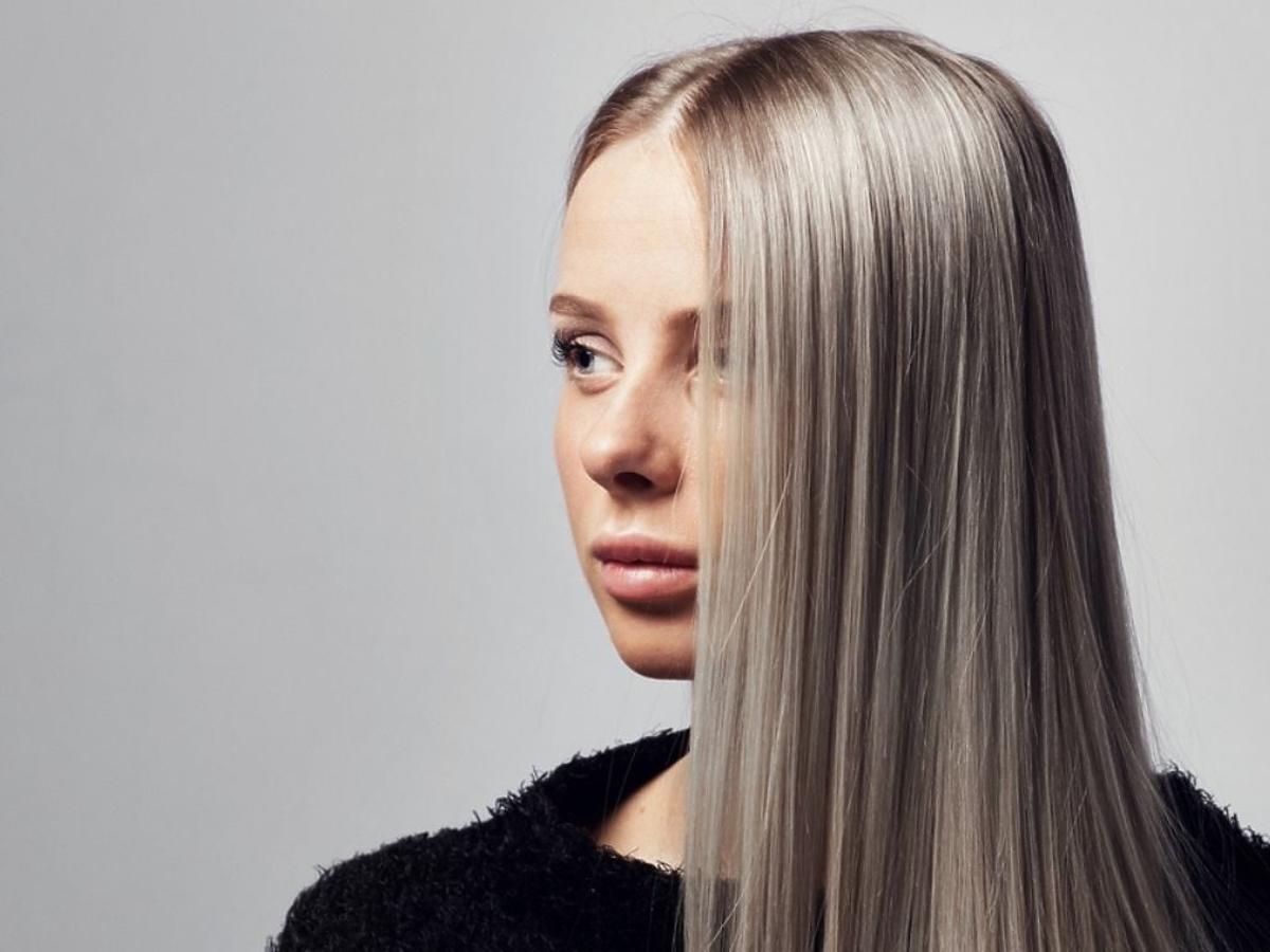 Zimny blond