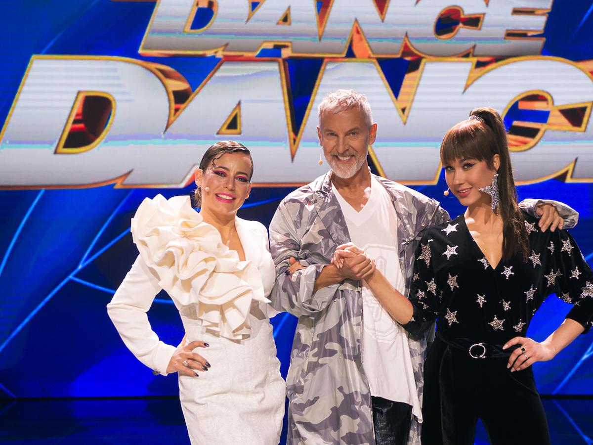 """Zmiany w wielkim finale """"Dance, dance, dance"""""""