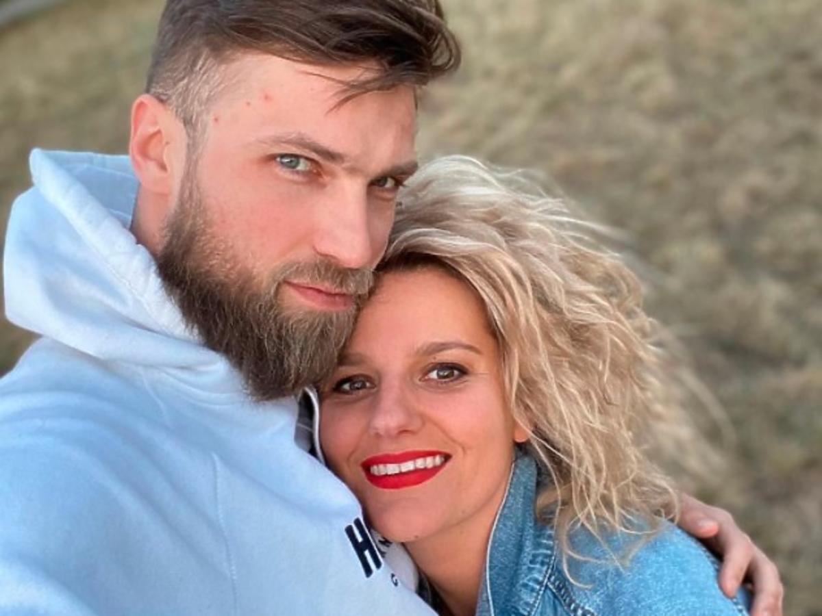"""Zofia Zborowska czekała aż rok, żeby pokazać kontrowersyjne zdjęcie z mężem: """"musiałam mieć pewność, że się ze mną nie rozwiedzie"""""""