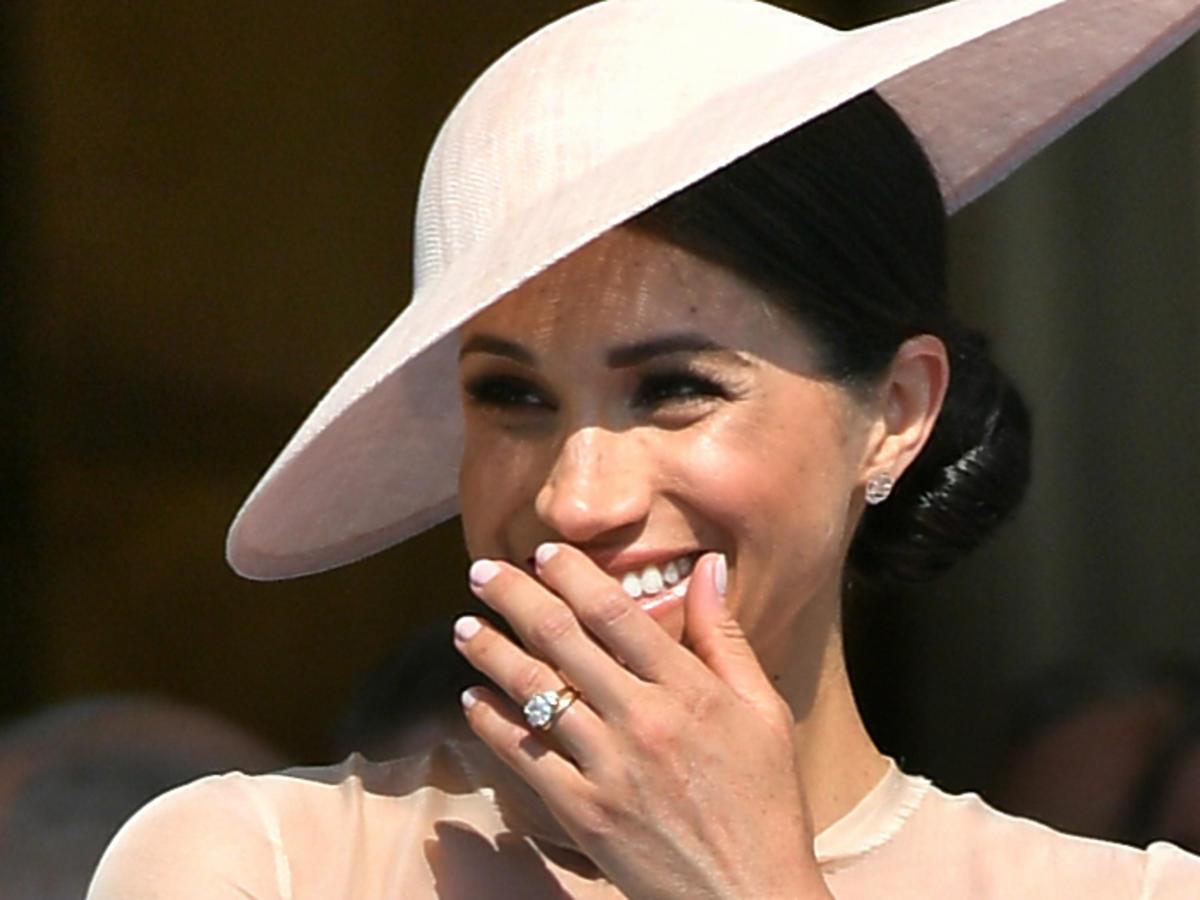 żona księcia Harry'ego